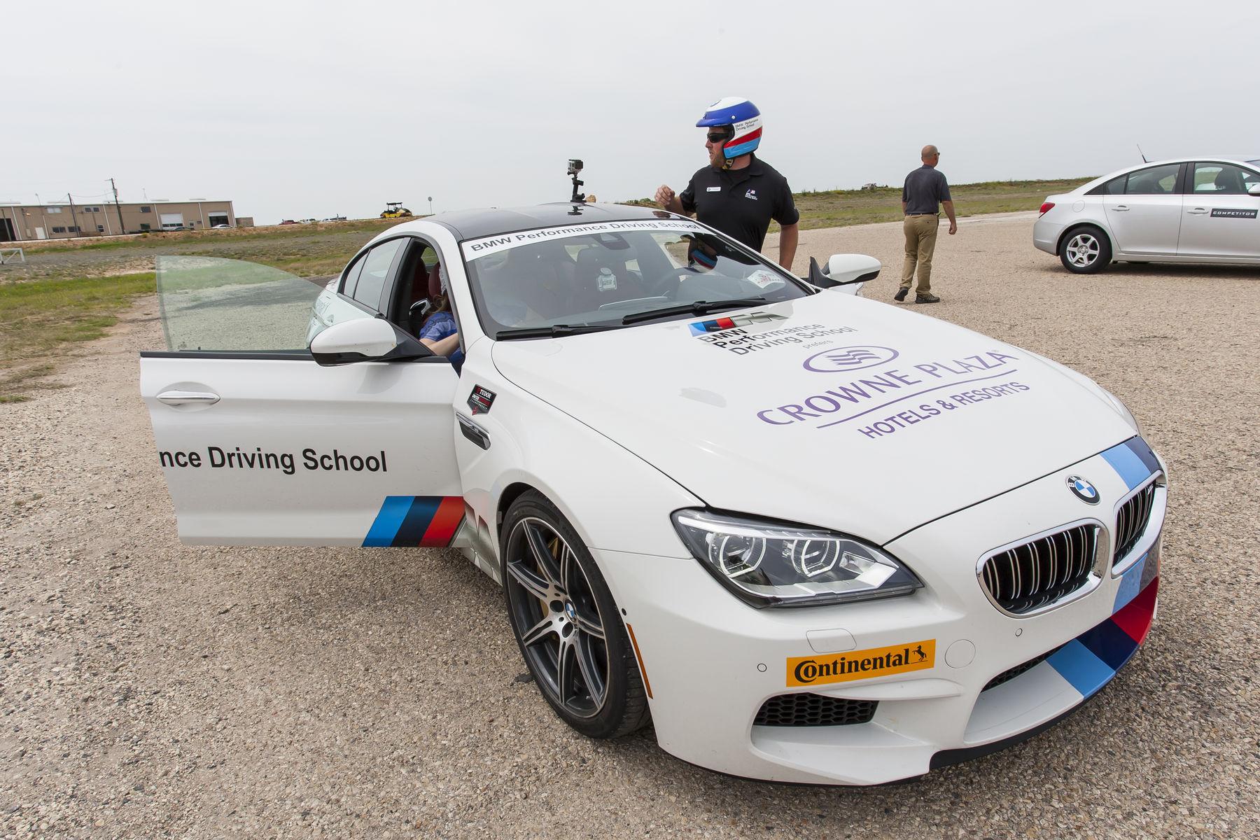 | BMW Driving School Drift car, lets do this!