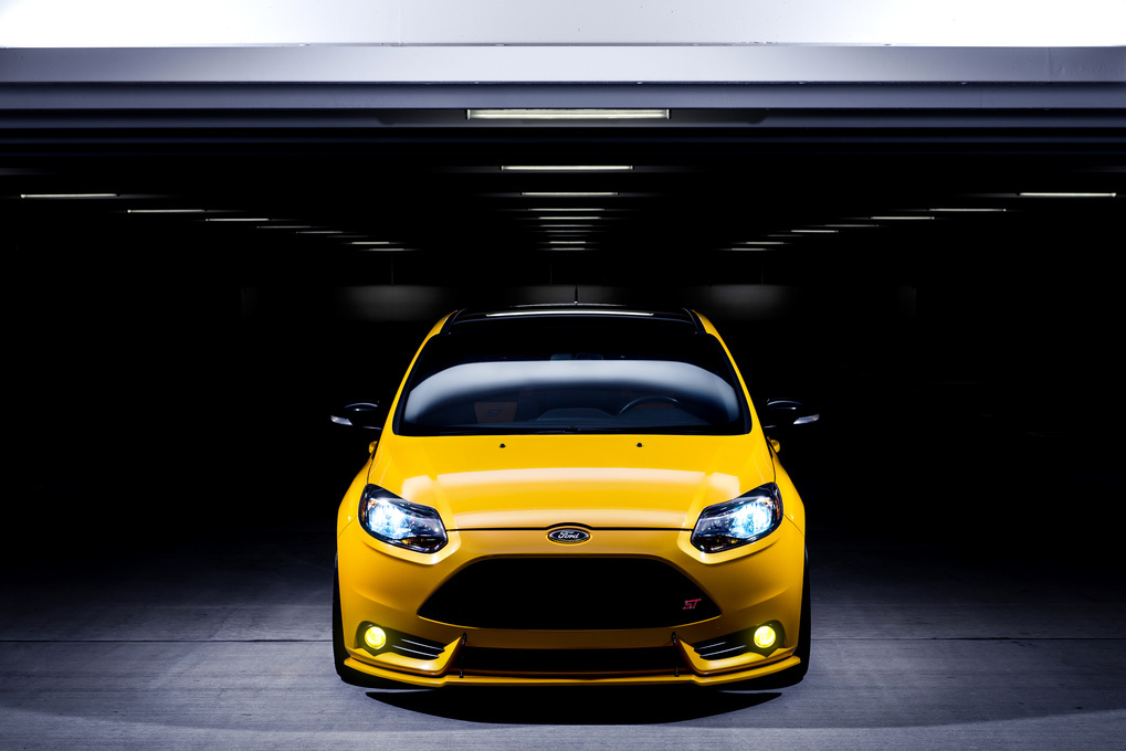 2013 Ford Focus ST | The Beard Project Ford Focus ST