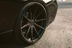 BMW 330i - Rear Spokes