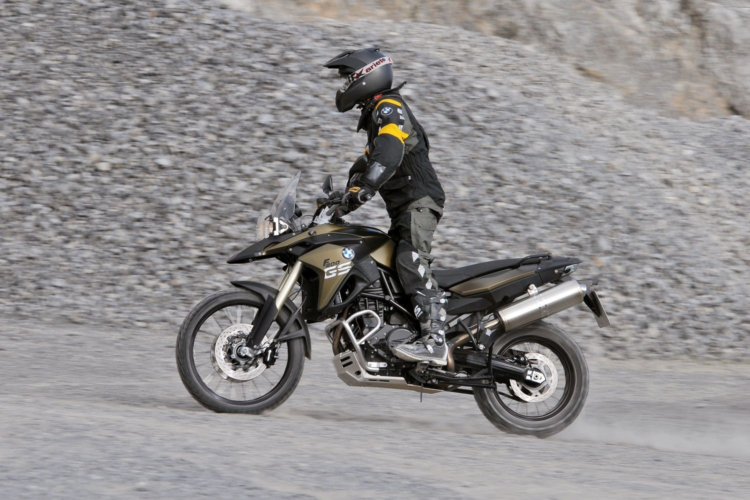 73 BMW F800GS | The Sportiest GS - F800