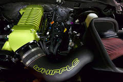 2016 Ford F-150 4x2 XLT SuperCrew by Hulst Customs - Whipple Supercharger and Intake