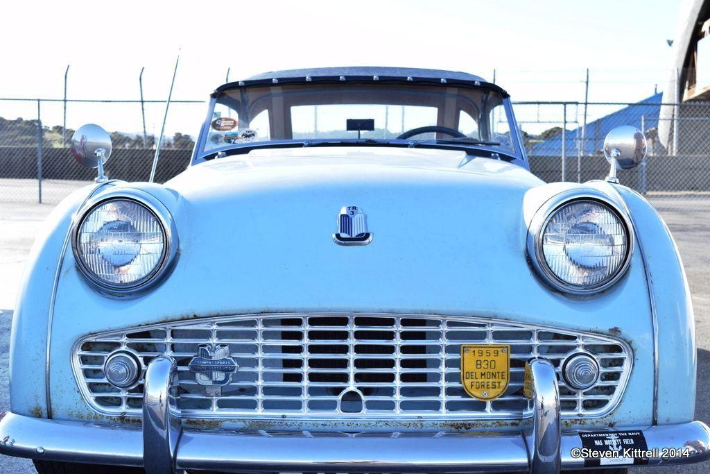   1959 TR3