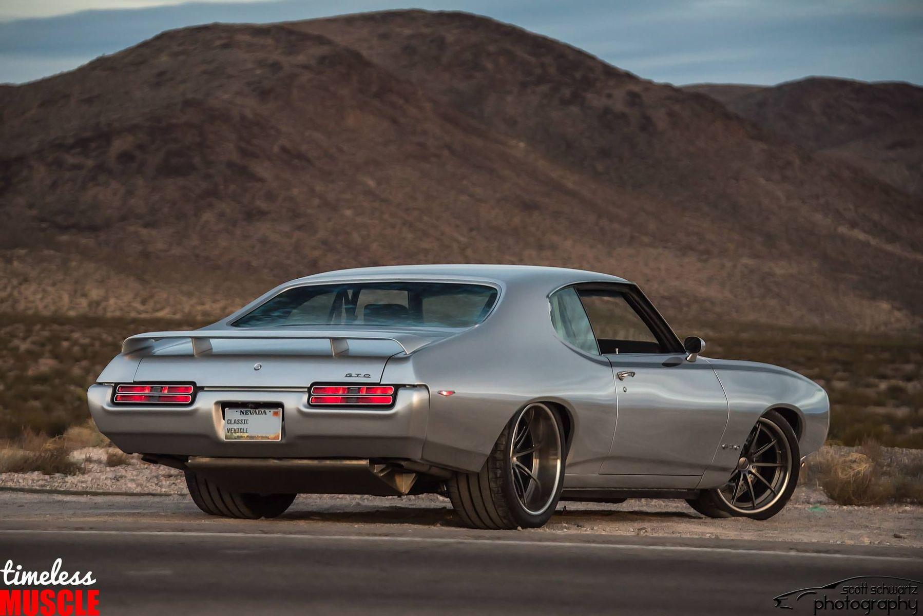 1969 Pontiac GTO | Tony Madonia's 860HP Speedtech Performance '69 Pontiac GTO on Forgeline GT3C Wheels