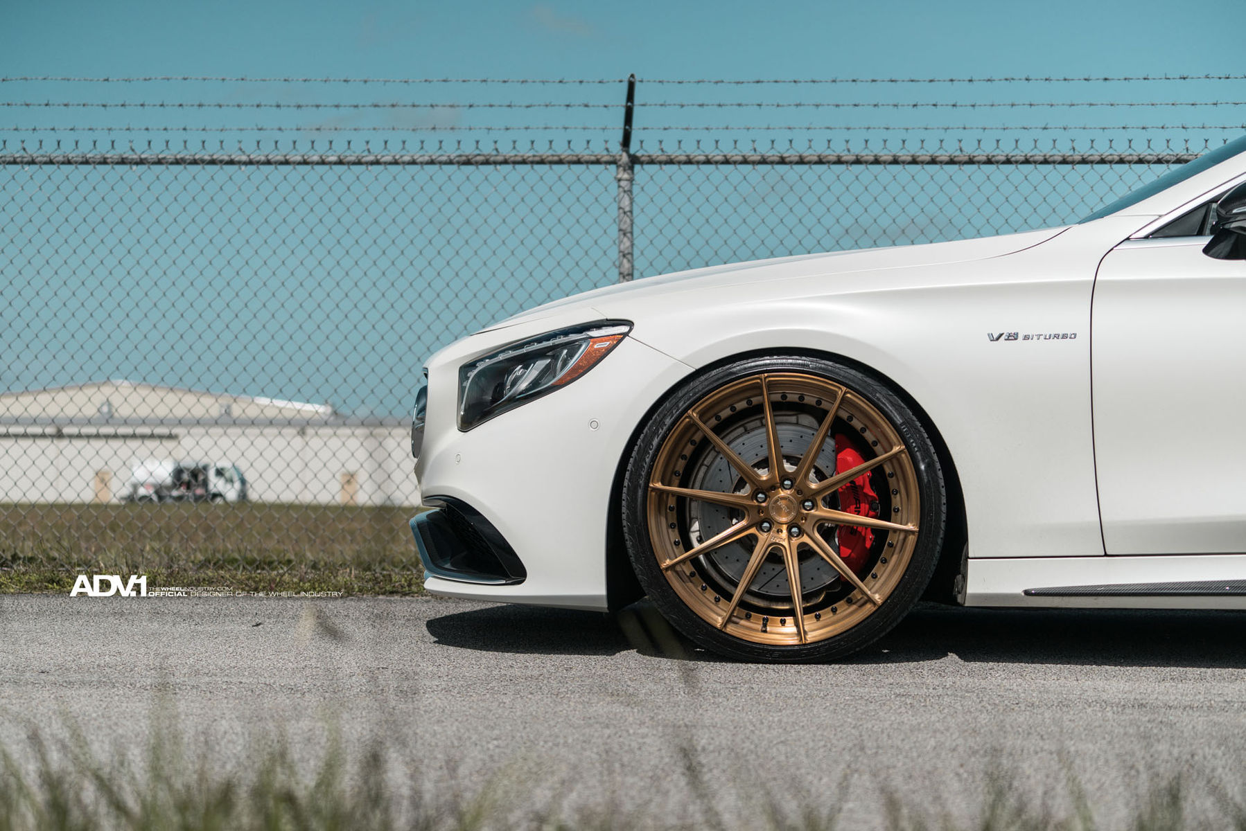 2015 Mercedes-Benz S-Class | ADV.1 Wheels Mercedes Benz S63 AMG Coupe