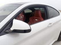M4 Red Leather Interior