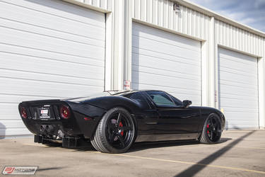 2006 Ford GT | Bernie Katz' Ford GT on Forgeline AL300 Wheels