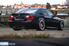 Radi8 R8A10 - BMW M3 Sedan