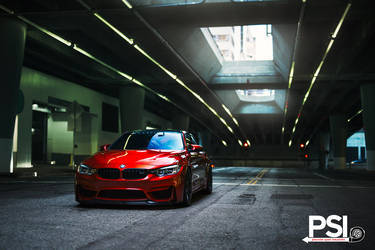 PSI's BMW M4