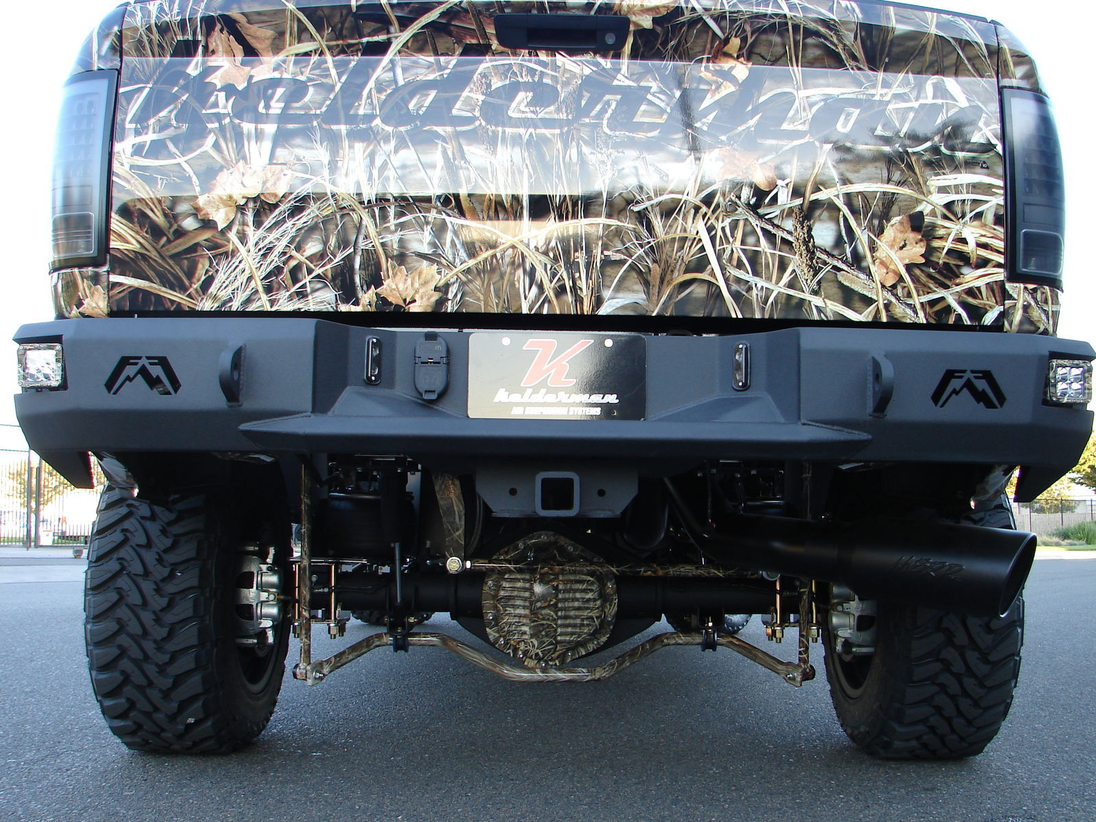 2013 Dodge Ram Pickup 2500 | 2013 Dodge 2500 by TND / Kelderman / RealTree