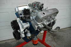 Ford FE 390 engine