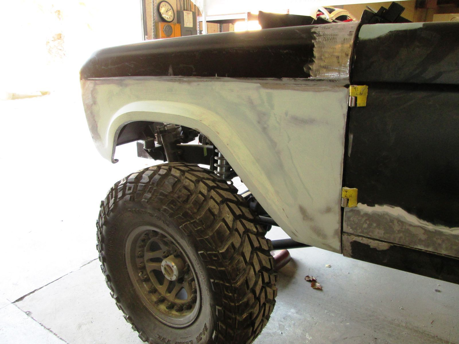 1968 Ford Bronco | Bodywork