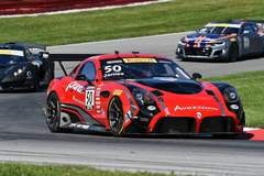 Forgeline-Equipped Teams Dominating Pirelli World Challenge at Mid-Ohio