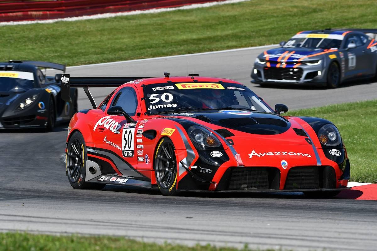 2017 Panoz  | Forgeline-Equipped Teams Dominating Pirelli World Challenge at Mid-Ohio