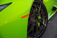 Verde Mantis Green Lamborghini Huracan LP610-4 - ADV7 Track Spec CS Series