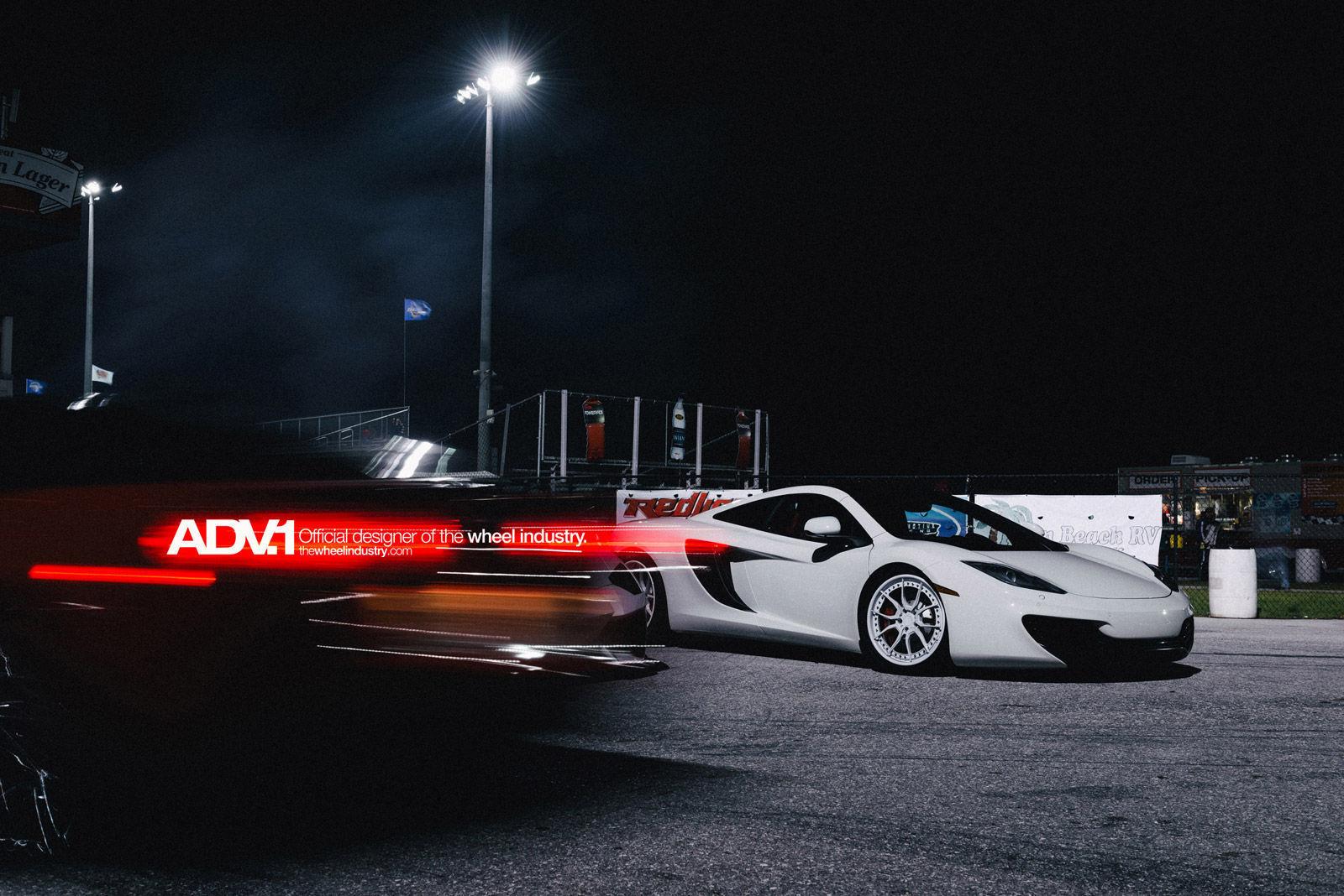 2012 McLaren MP4-12C | '12 McLaren MP4 12C on ADV.1's
