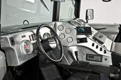 RCH Designs Custom Built Hummer H1 - Custom Interior