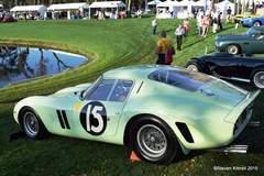 Ferrari 250 GTO Ex- Stirling Moss