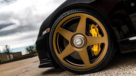 2011 Porsche 911 | Roadster Shop-Prepped Porsche 997 GT3 on Center Locking Forgeline One Piece Forged Monoblock FF1 Wheels
