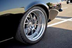 Gary Popolizio's Bent Metal Customs '67 Camaro on Forgeline GA3 Wheels - Spokes
