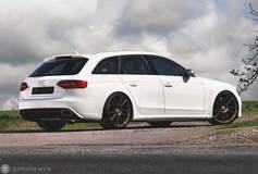 Quantum44 S4 - Audi RS4