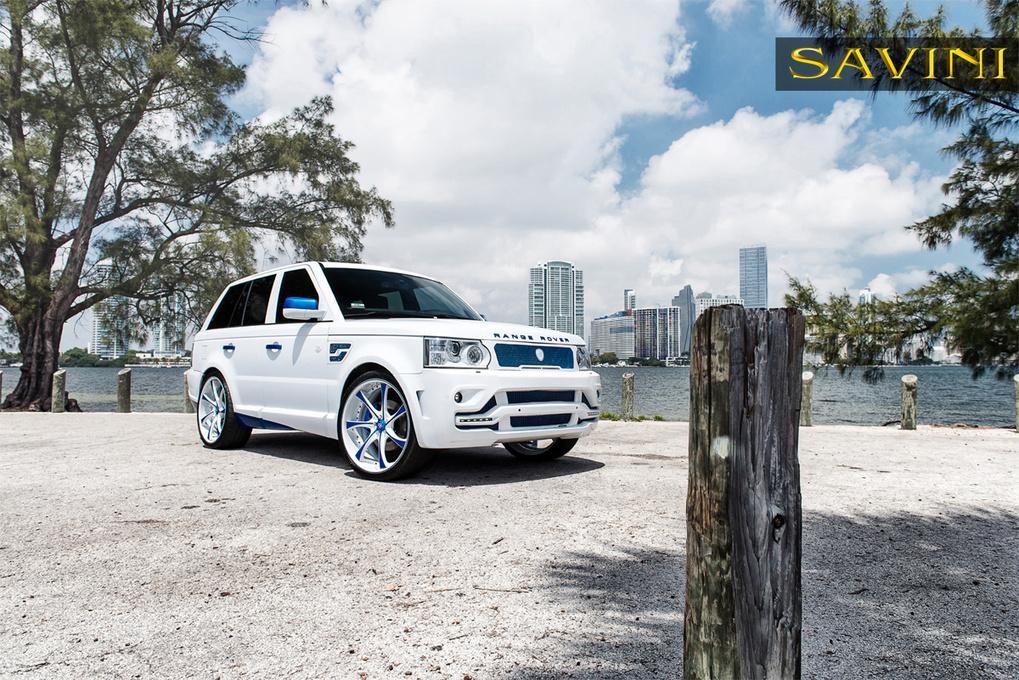 2013 Land Rover Range Rover   '13 Range Rover - Alexi Ogando