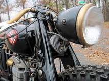 Saint Motorbikes BSA Boardtracker