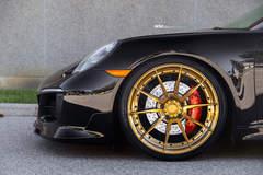 Porsche 911 Targa - ADV.1 ADV10 M.V2 CS Series Wheels