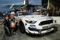Forgeline Teams on the Pole at Daytona