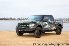 2013 Ford Raptor Navy Project Build