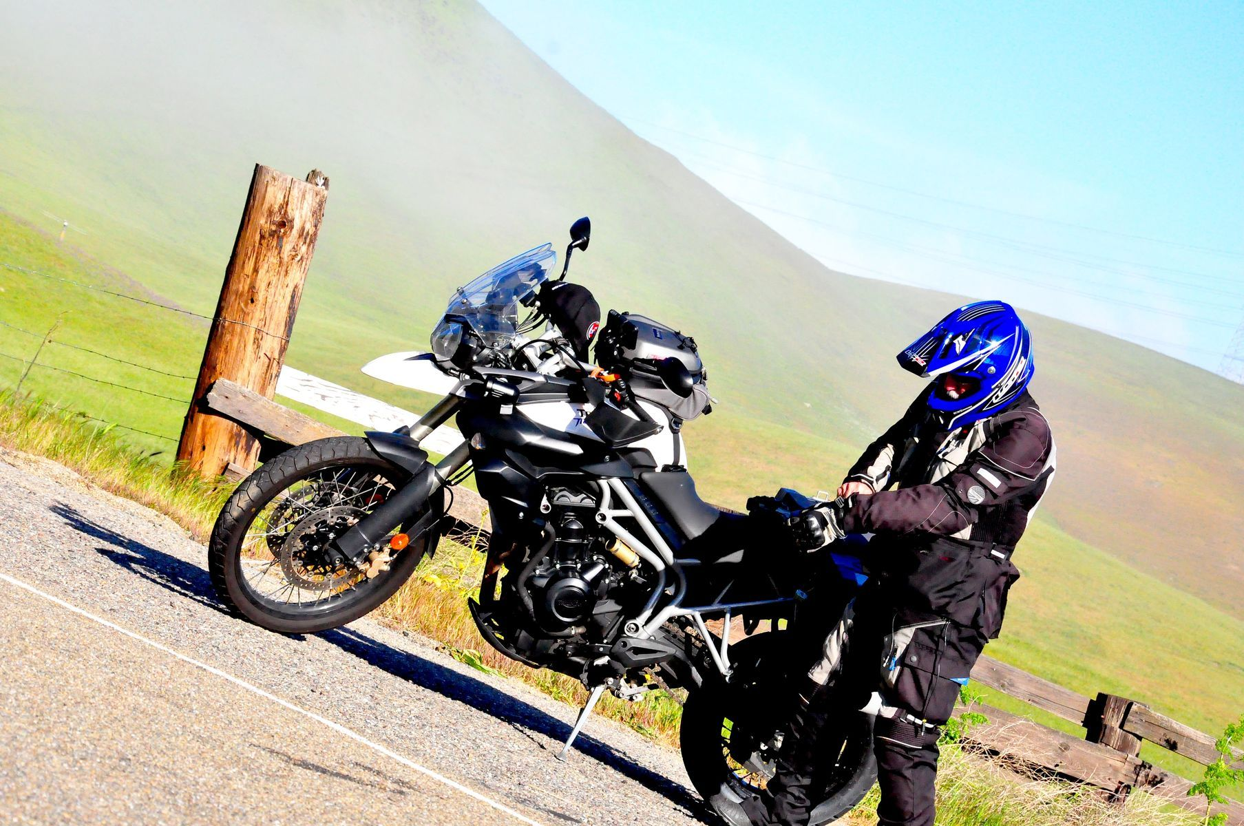 TRIUMPH TIGER 1050 | Open road