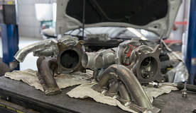 OEM K03 gets swapped out