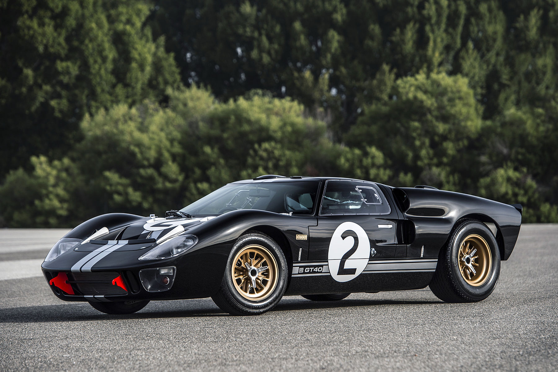 2016 Ford GT | 2016 Shelby GT40 MKII 50th Anniversary Edition