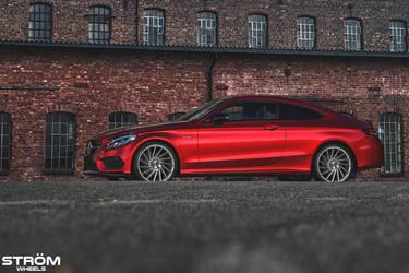 Strom DS15 - Mercedes Benz C43 AMG