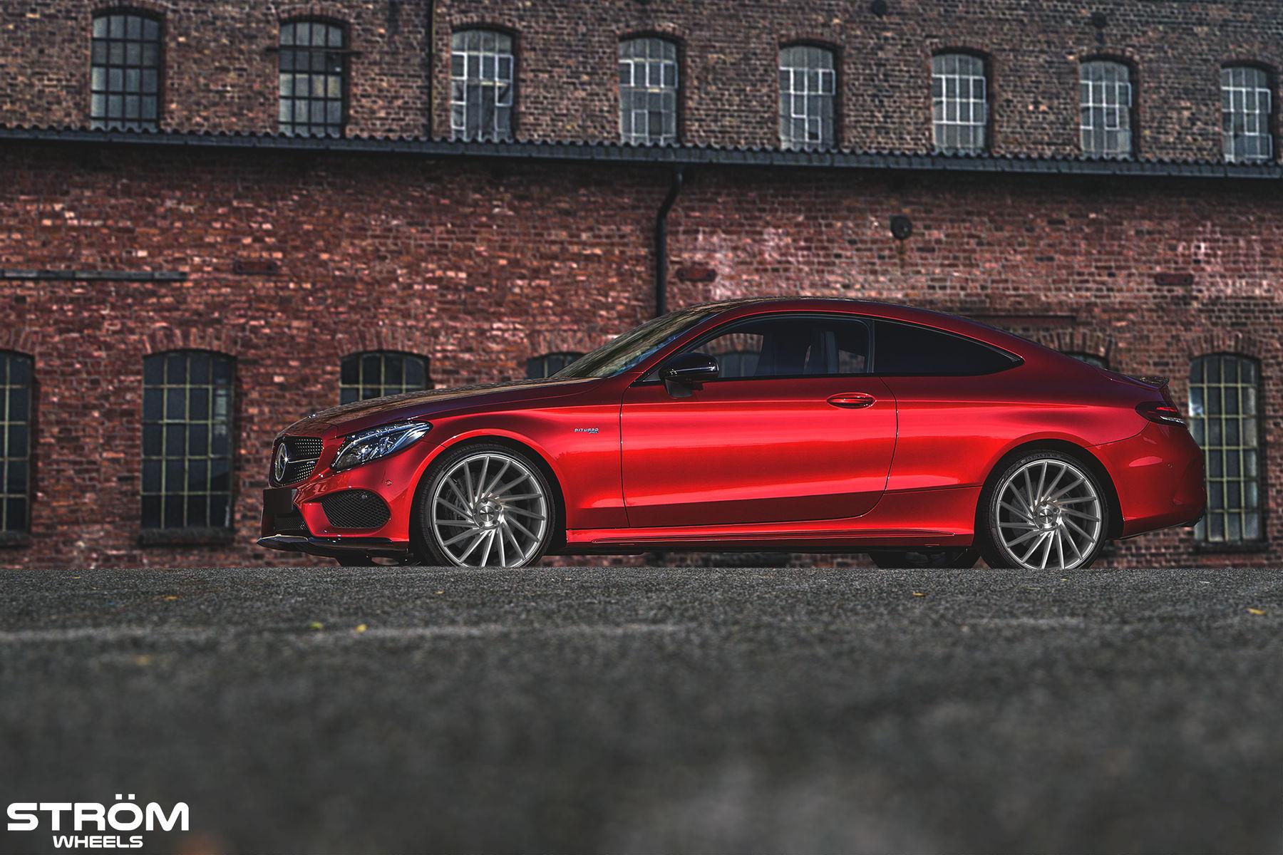 Mercedes-Benz C43 AMG | Strom DS15 - Mercedes Benz C43 AMG