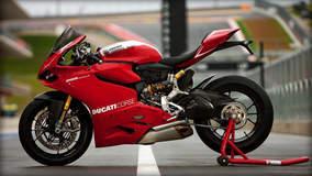 Ducati 1199 Panigale R - Sitting