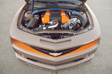 2012 Chevrolet Camaro | '12 Chevy Camaro 1LE