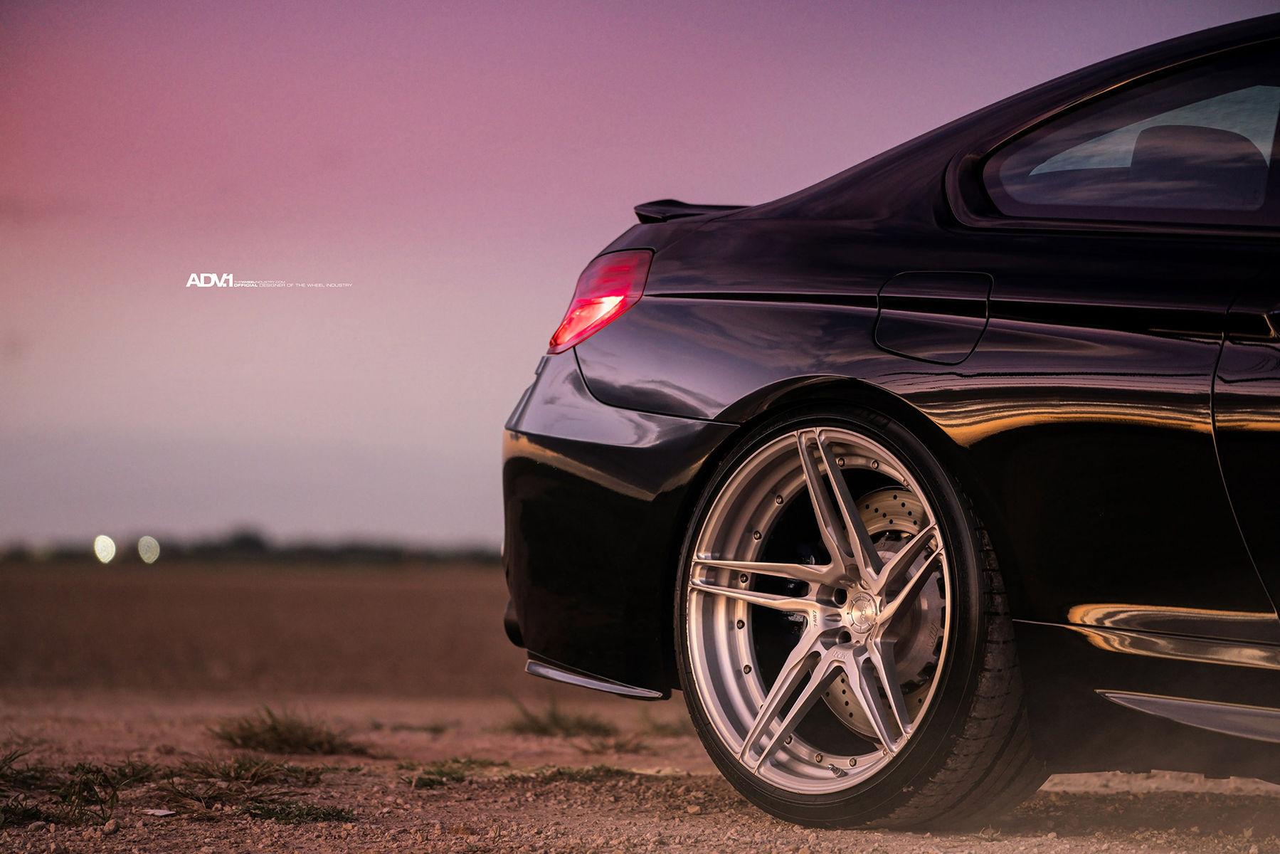 2016 BMW M6 | ADV.1 Wheels BMW M6 Coupe