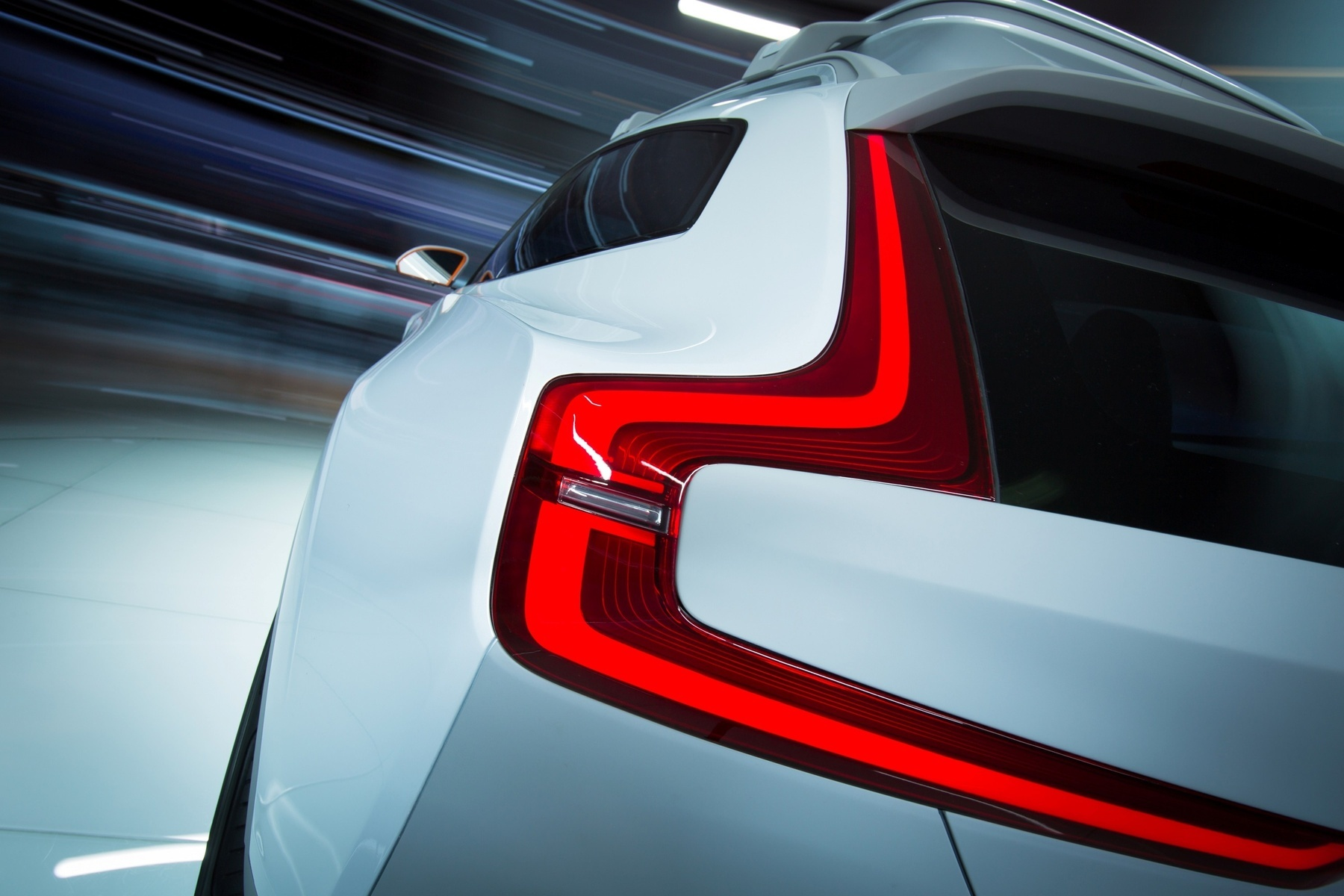 2016 Volvo XC | XC Coupe Concept