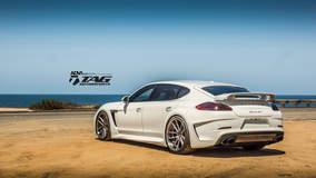 Porsche Panamera Widebody