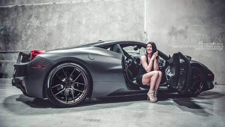 2014 Ferrari 458 Italia | Brixton Forged - Ferrari 458 Italia
