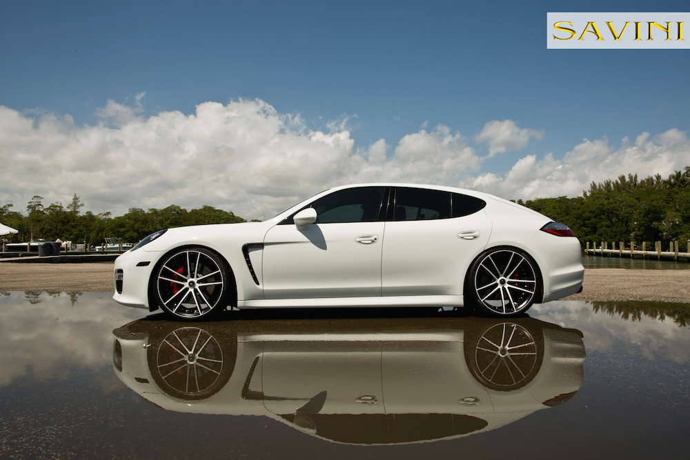 2014 Porsche Panamera | '14 Porsche Panamera on 22