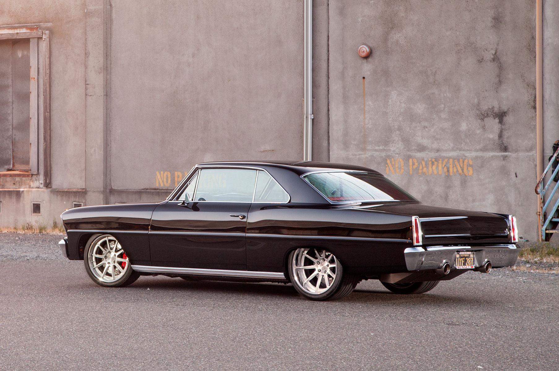 1967 Chevrolet Nova | Nova by Chris Holstrom Concepts on Forgeline RB3C Wheels