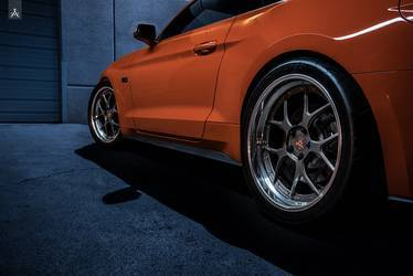 2015 Ford Mustang | Ford Mustang Sport Y5 Non Concave