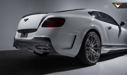 2013 Bentley Continental GT Speed | Vorsteiner Bentley Continental BR10-RS