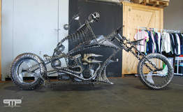 Chain Motorcycle