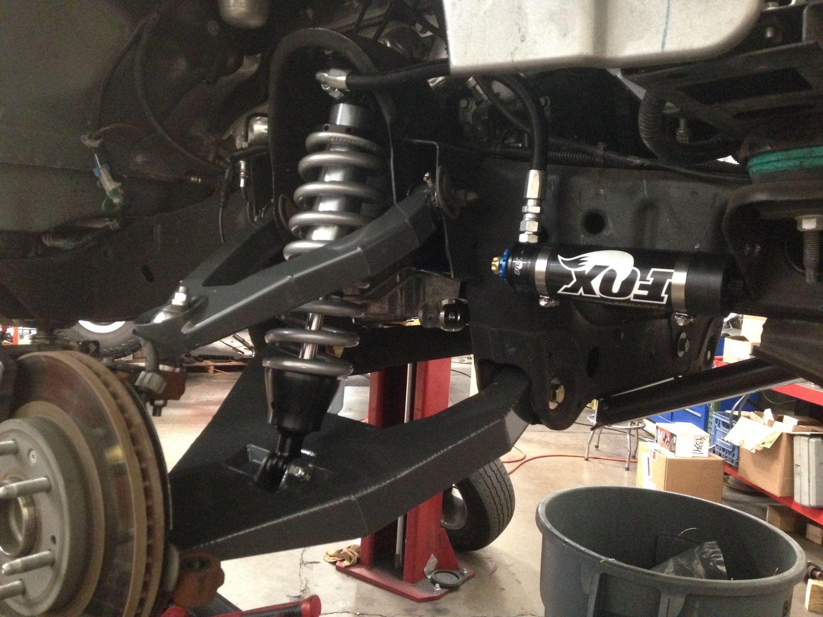 2012 Chevrolet C/K 1500 Series | Chevy Silverado 1500 Off-Road Build