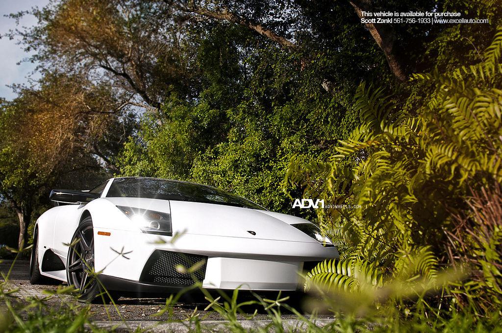 Lamborghini Murcielago | LP640 on ADV05 Deep Concave