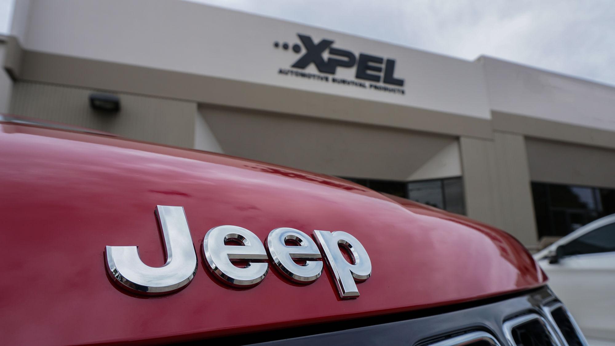 2016 Jeep Cherokee | SRT Jeep Cherokee