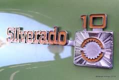 Silverado C-10 Badge