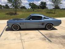 Mustang by Ringbrothers on Forgeline RB3C Wheels